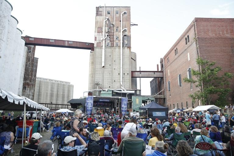 Annual Blues Festival