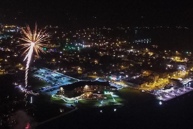Clayton Parade & Fireworks
