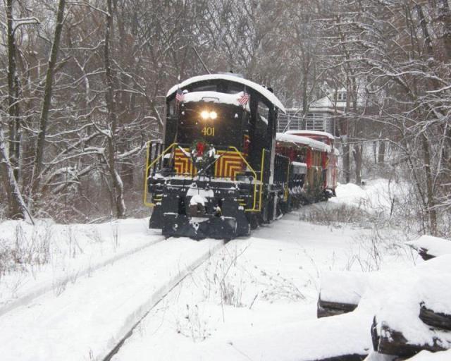 catskill train