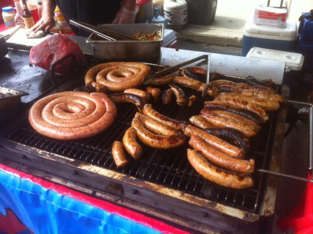 hooley sausage